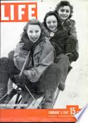 3 Feb. 1947