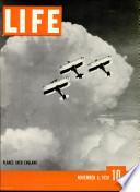 6 Nov. 1939