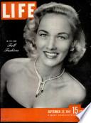 22 Sep. 1947