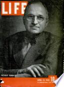 23 Abr. 1945